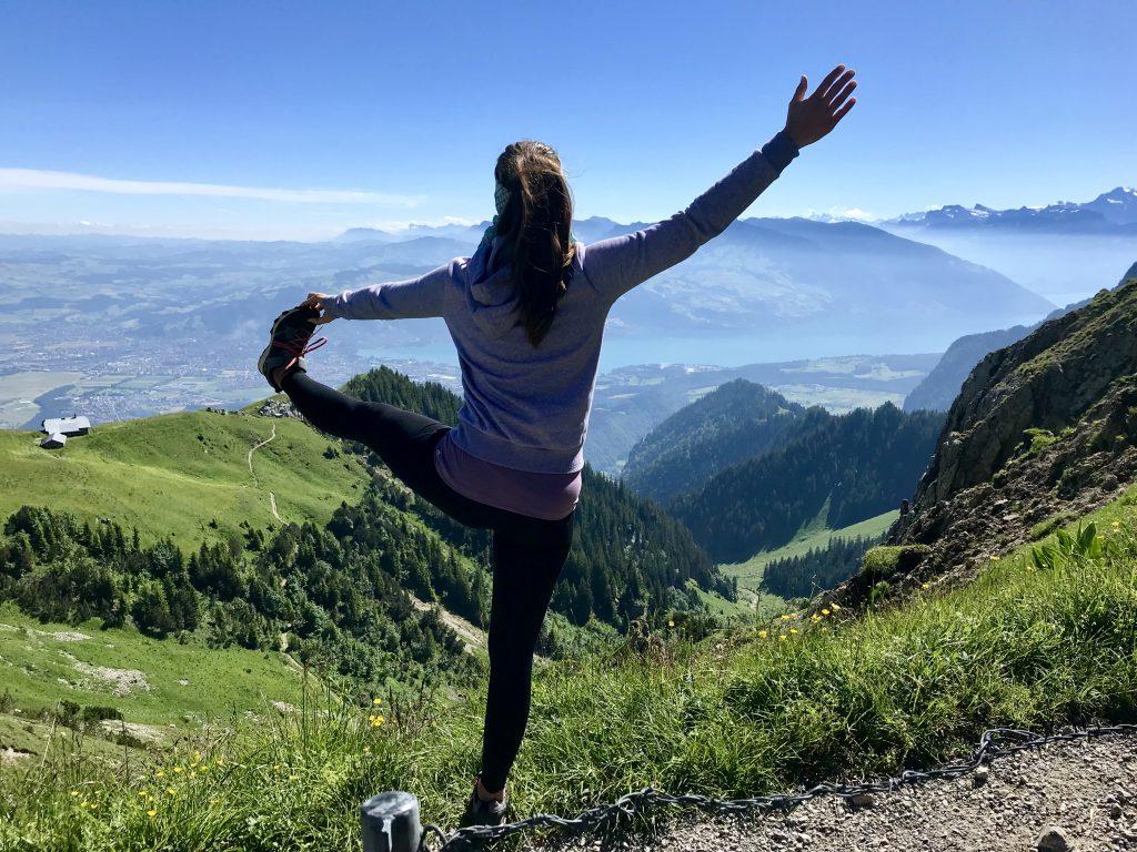 Yoga - Überall