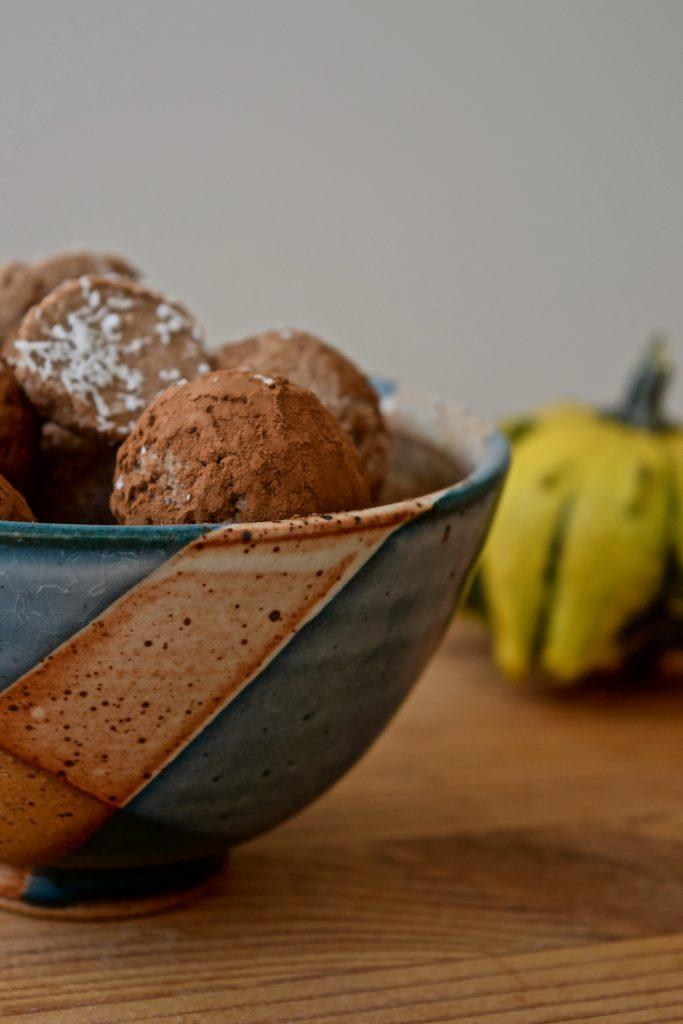 Choco-Coco-Protein Balls