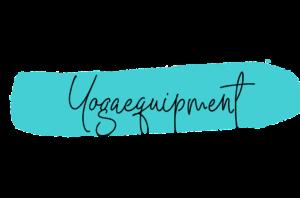 Yogaequipment